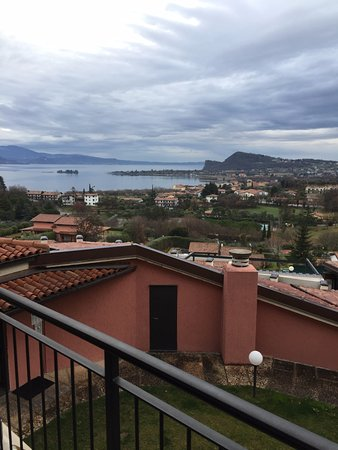 Hotel Belvedere: vista dal balcone