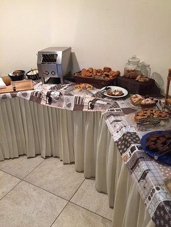 Hotel Belvedere: colazione