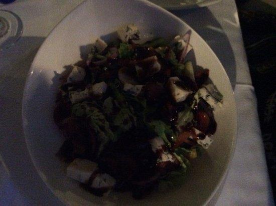 Bushveld Terrace Hotel - Restaurant: het eten