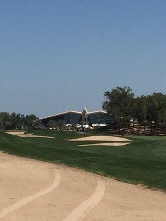 Abu Dhabi Golf Club Photo
