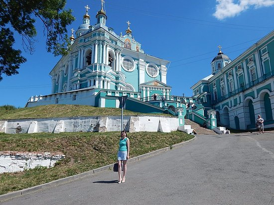 Cathedral of the Assumption (Uspensky Sobor): Жемчужина Смоленска