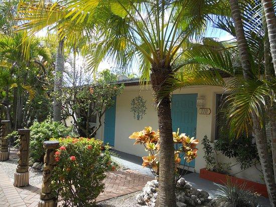 Flamingo Motel: Courtyard Villas