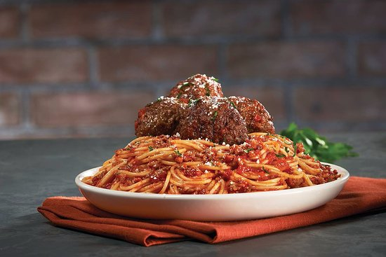 Bertucci's: meatballs