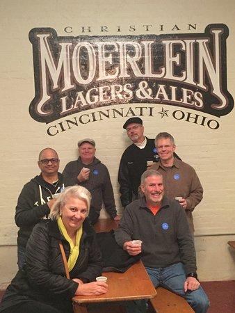 Photo of American Restaurant Moerlein Lager House at 115 Joe Nuxhall Way, Cincinnati, OH 45202, United States