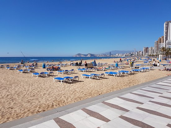Location Appartement Benidorm Playa Levante