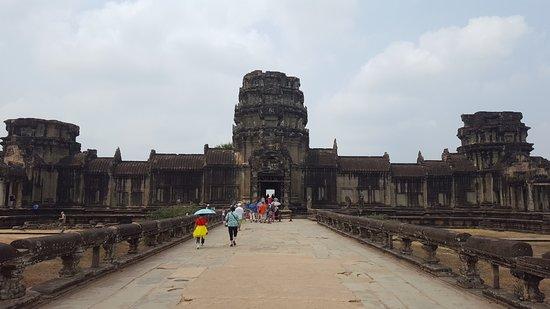 Angkor Wat: View