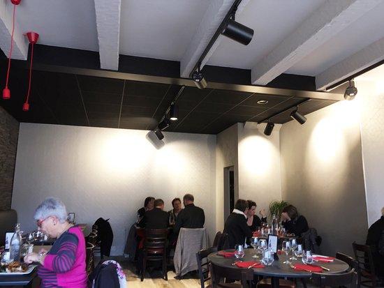 Pleurtuit, France: Dining Room