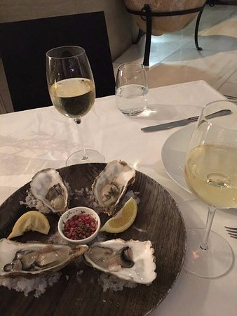 Greater London, UK: Oysters for a starter