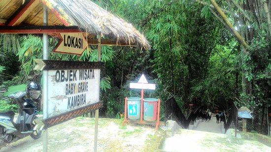 Makale, Indonesia: Entrance