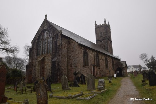 Princetown, UK: St Michael and All Angels' Church