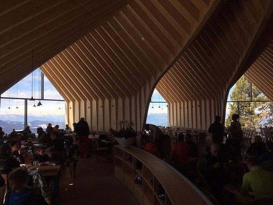 Oberholz Restaurant Interior