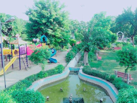 الوار, الهند: childran park alwar