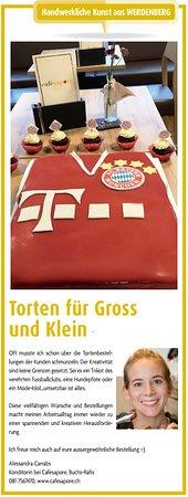 Buchs St. Gallen, Suiza: Pressebericht