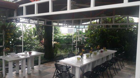 Grecia, Costa Rica: Cafe del Patio Gourmet