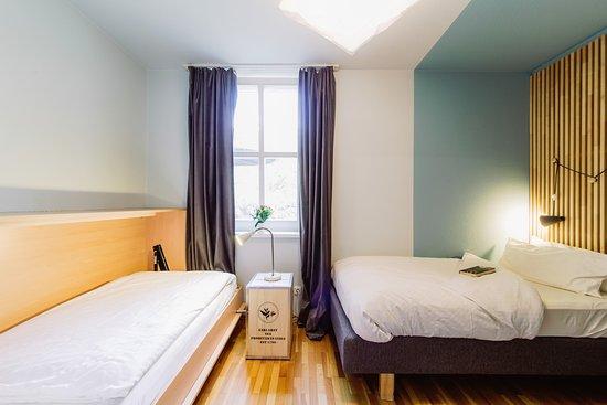 Wieck, Germany: Schlafzimmer FeWo Seestern