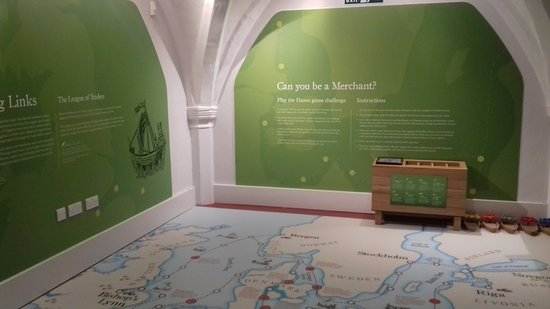 Stories of Lynn: Play the Hanseatic game