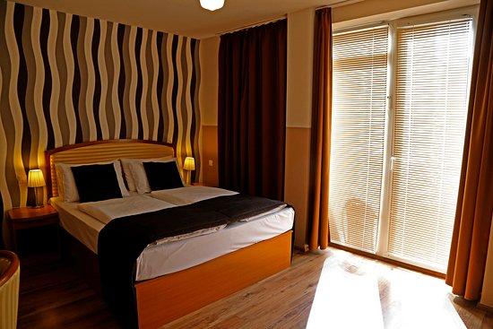 Six Inn Hotel Budapest: Superior double room