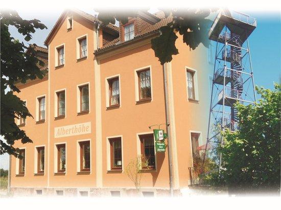 Waldgasthof & Hotel Alberthohe