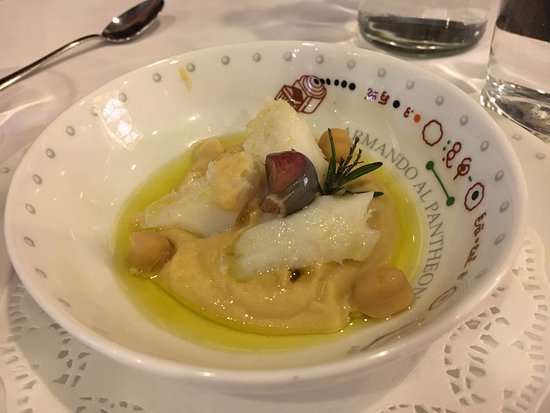 Da Armando al Pantheon: Special starter of the day.