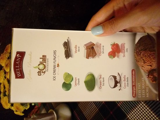 Chocolate Restaurant: 20170308_182006_large.jpg