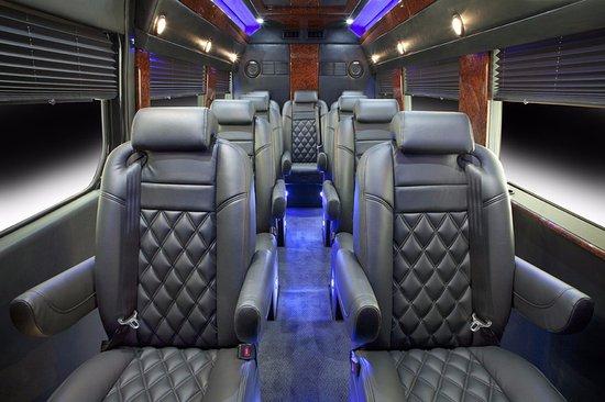 Amazing LAAC Car Service: Executive Travel U0026 Group Transportation (Rent A Mercedes  Benz Sprinter)