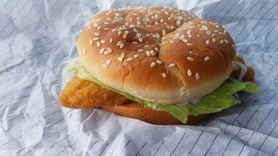 Ocoee, FL: arbys fish sandwich