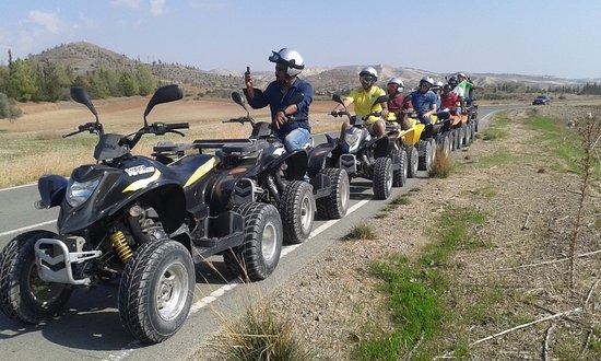 Quad Bike Safari & Rentals (Larnaka City, Cyprus): What ...
