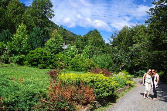 Restaurant La Fleur de Sel : Nel giardino