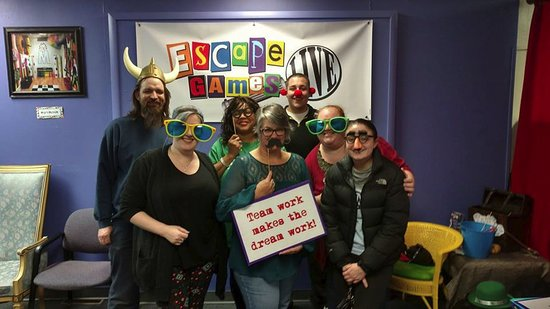 Lemoyne, PA: Escape Games