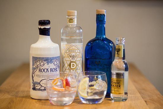 Radstock, UK: We have over 100 Gins