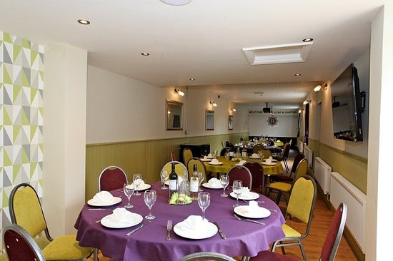 Wigston, UK: Our newly refurbished Function Room