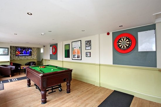 Wigston, UK: Games Room