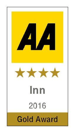 Radstock, UK: We have been awarded an AA Gold award for our accommodation