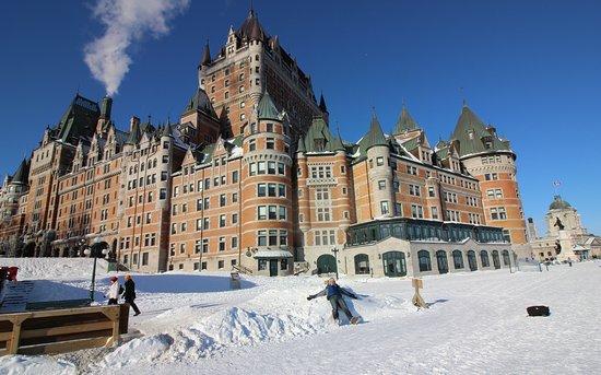 La Promenade des Gouverneurs : Hotel dufferin