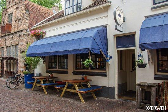 Ein sehr gutes BBQ Restaurant - Hete Kolen, Amersfoort ...