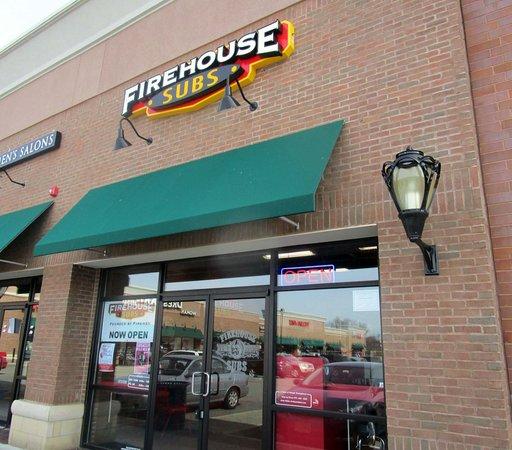 Florham Park, Νιού Τζέρσεϊ: Firehouse Subs