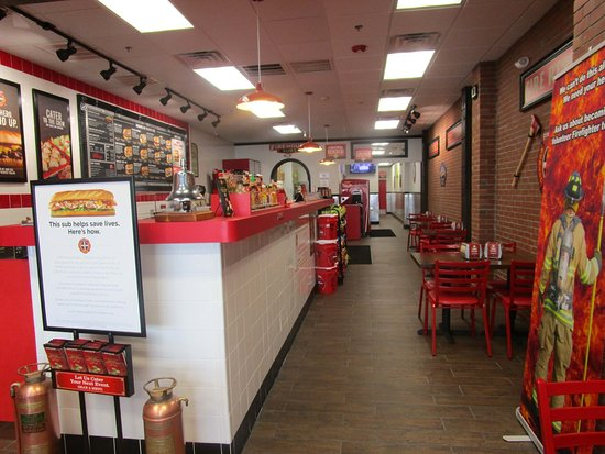 Florham Park, NJ: Firehouse Subs