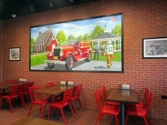 ‪‪Florham Park‬, نيو جيرسي: Firehouse Subs‬