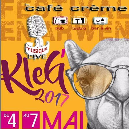 Cleguerec, Frankrijk: 2017 Music Fest in Cléguérec. We have two of the top bands on the Friday and Saturday nights
