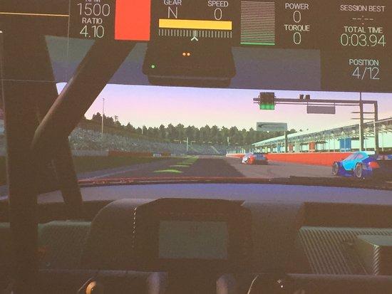 Racing simulator - Picture of Sports Sim, Crawley - TripAdvisor