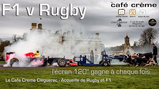 Cleguerec, Frankrijk: Coverage of F1 and Rugby. We offer the best options in the area.