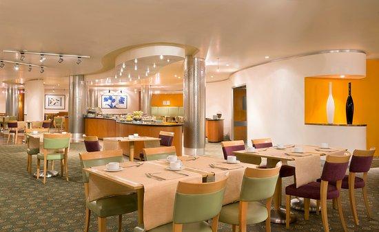 Le Meridien Visconti Rome: Cafè - breakfast room