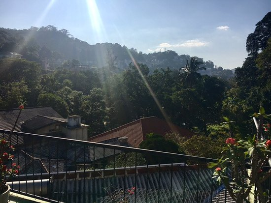The Hills of Kandy from Villa 49