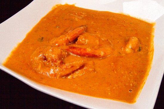 ซันนีไอเอลส์บีช, ฟลอริด้า: Shrimp Chettinad