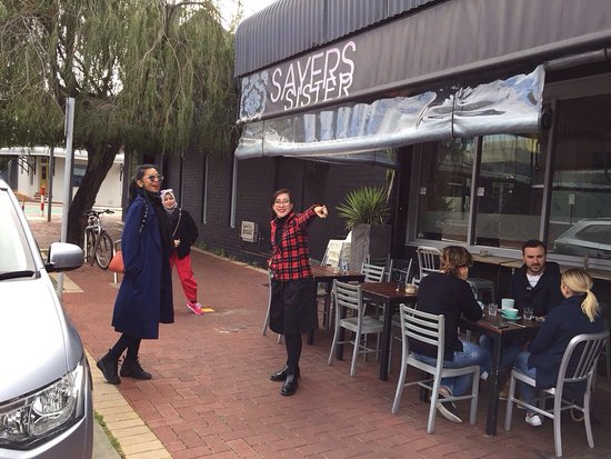 Photo of Cafe Sayers Sister at 236 Lake Street, Perth, We 6003, Australia