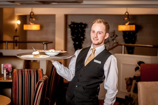 Stephen One Of Our Restaurant Team Picture Of Best Western Plus