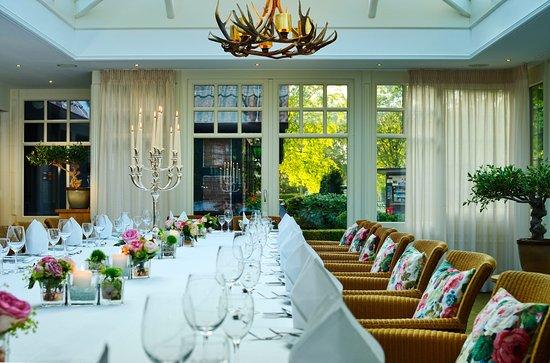 j ger und fischerstube im romantik hotel jagdhaus eiden bad zwischenahn restaurant. Black Bedroom Furniture Sets. Home Design Ideas