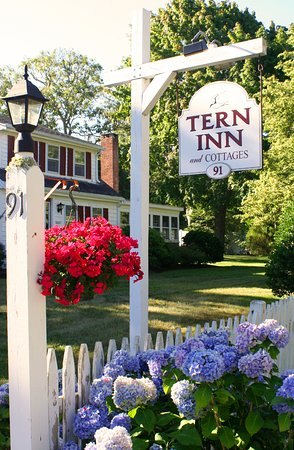 West Harwich, แมสซาชูเซตส์: The Tern Inn Entry