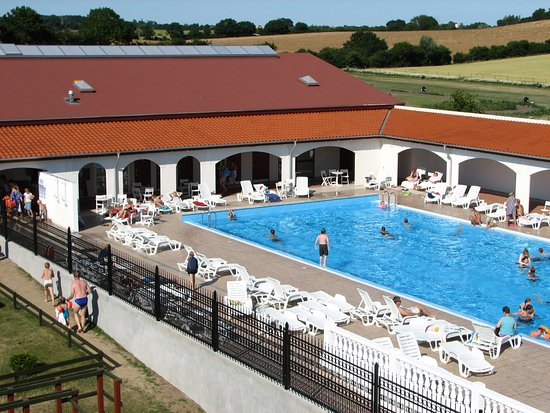 Holiday park langeland emmerbolle strand camping for Swimming pool preisvergleich