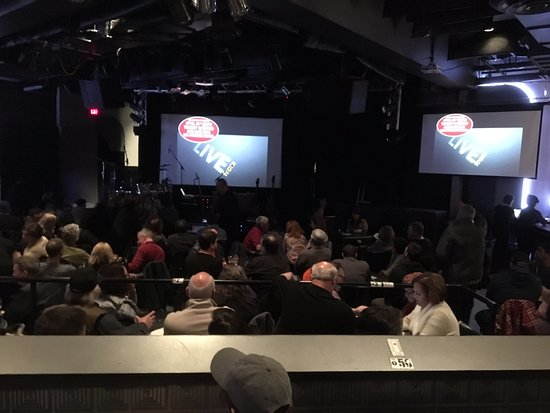Tralf Music Hall: The Tralf - seats filling up!